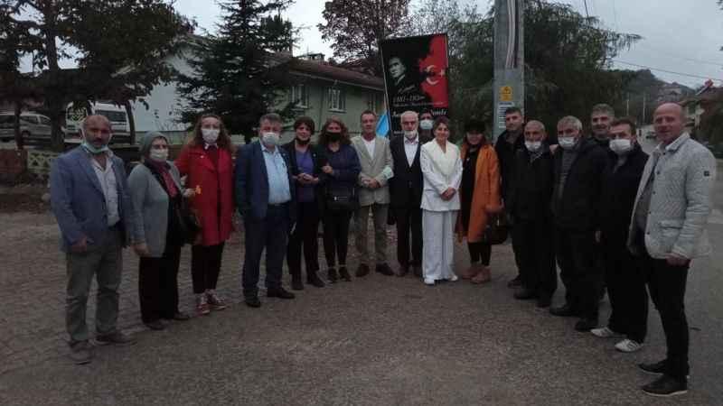 İYİParti İzmit'ten Balören'e ziyaret