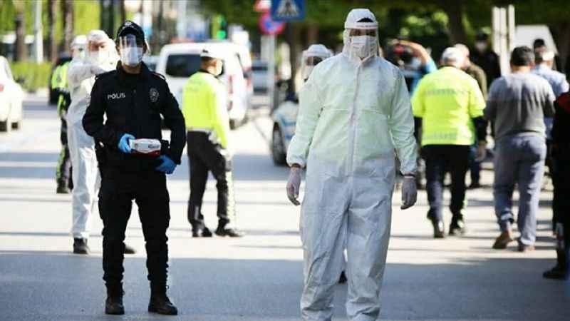 Valilik açıkladı: Kocaeli'de 35 kişi yasağı deldi