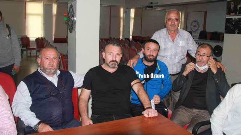 Fatih Öztürk: Genç ve mücadeleci bir ekibiz