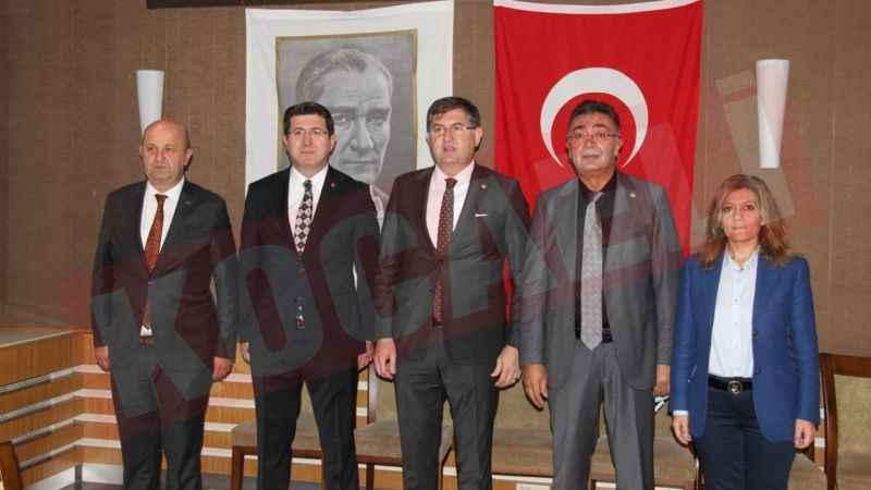 Kocaeli'de muhalif il başkanları bir arada!
