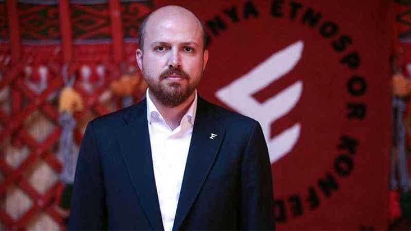 Bilal Erdoğan Ensar Vakfı açılışı için geliyor