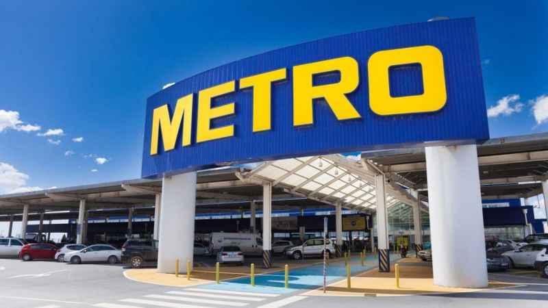 Metro'dan plastik hareketi