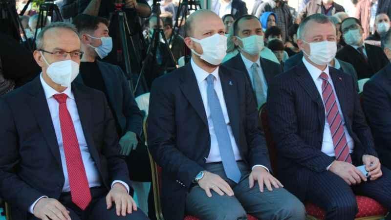 Bilal Erdoğan'dan basına fotoğraf yasağı