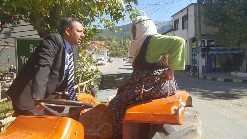 Çiftçinin sırtından KDV ve ÖTV yükü bir an önce kaldırılmalıdır
