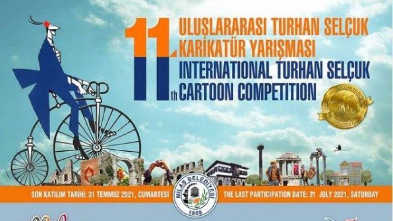 Karikatür yarışmasında son katılım tarihi uzatıldı