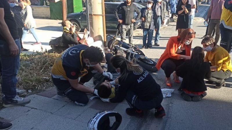 Milas'ta feci kaza: 3 yaralı