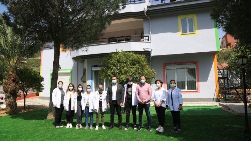 Bölgenin en büyük özel eğitim merkezi açıldı