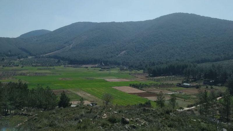 Yöre halkı açılması planlanan maden ocağına karşı!