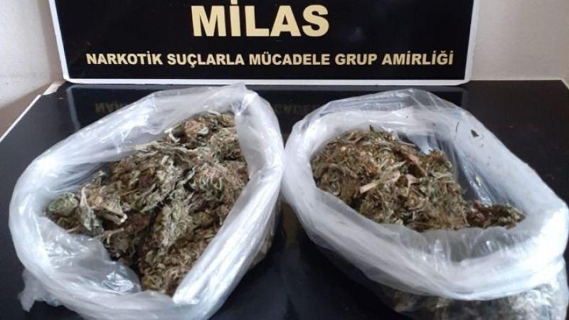 Narkotik ekipleri uyuşturucuya geçit vermiyor