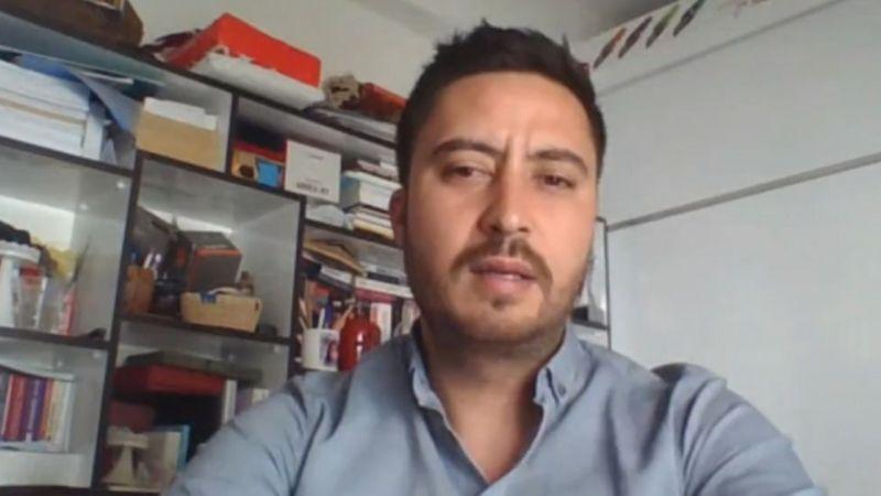 Gazeteci Volkan Yıldız deneyimlerini paylaştı