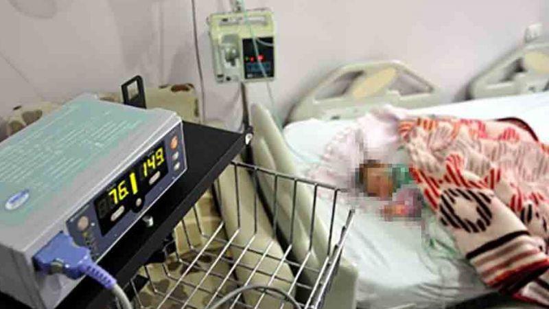 Kalp yetmezliği bulunan minik çocuk öldü