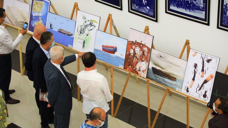 Karikatür yarışmasının son başvuru tarihi 21 Mayıs