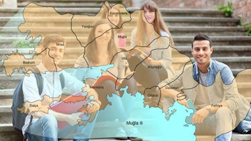 Muğla'nın genç nüfusu 124 bin 689 kişi oldu
