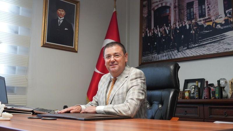 Başkan Tokat, 19 Mayıs'ı kutladı