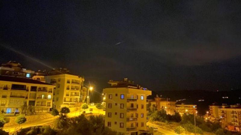Starlink uyduları tekrar görüldü