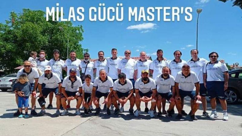 Milasgücü Masterlar Antalya'da