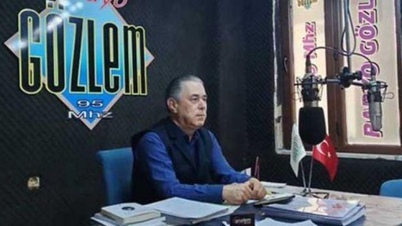 Milletvekili Özcan, Radyo Gözlem'de…