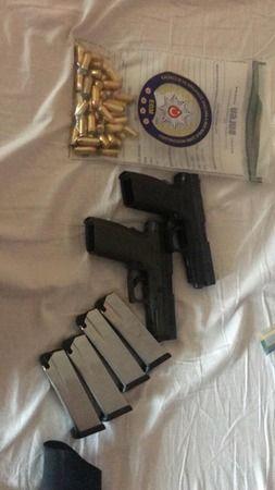 Organize Suç Örgütü Operasyonu: 17 gözaltı
