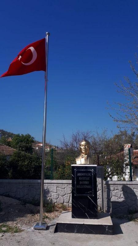 Atatürk anıtlarının yapımı tamamlandı