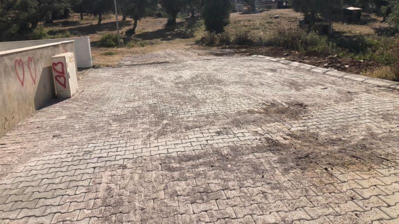 Aydınlıkevler parke kaplama çalışması tamamlandı