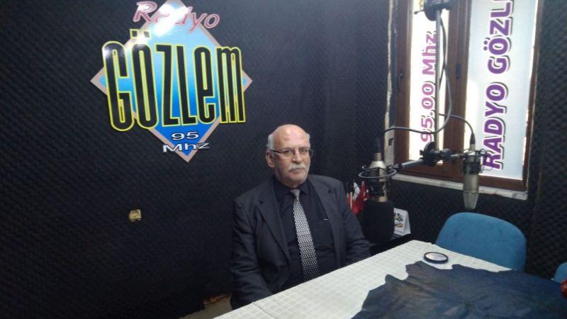 Türkülerle Yarenlik, cumartesi günü Radyo Gözlem'de…