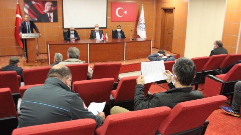 MİTSO'nun Mayıs meclisi oybirliği ile kabul edildi
