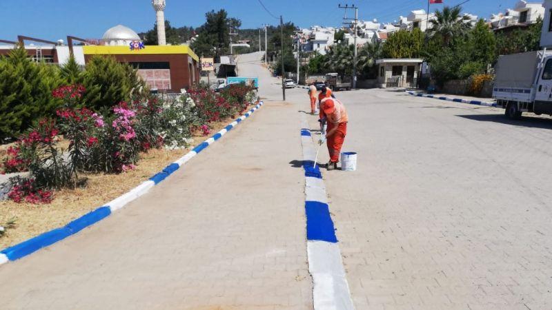 Milas Belediyesi çalışmalarını hızlandırdı