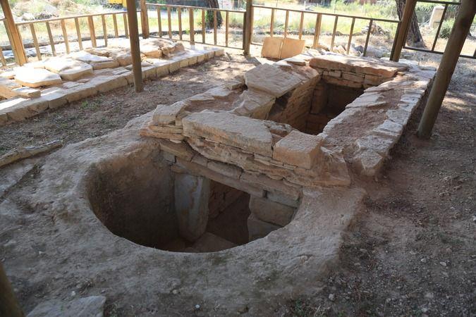 5 Bin Yıllık Tarihe Yolculuk: Ören Arkeopark