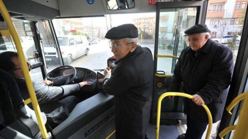 65 yaş üzeri vatandaşlardan tepki