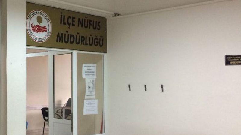 LGS öncesi İlçe Nüfus Müdürlüğü hafta sonu açık