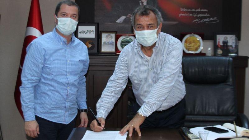 Nefes kredisi için imzalar atıldı