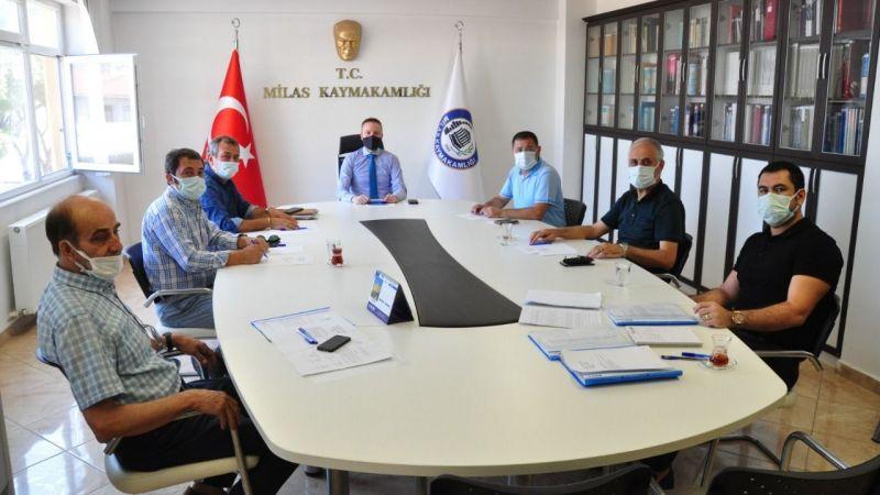 Organize sanayi bölgesi toplantısı yapıldı