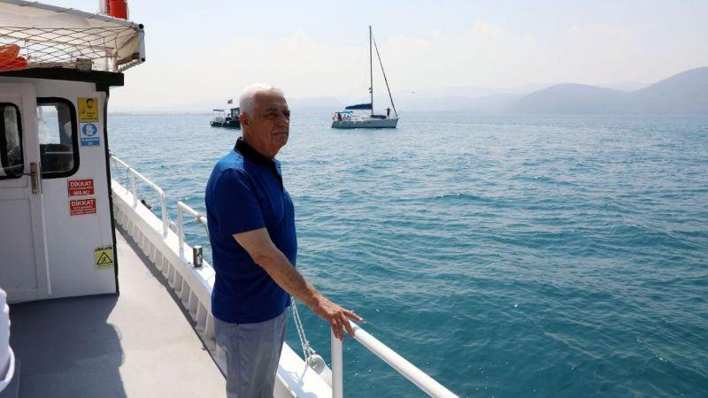 Denizler büyükşehirle daha temiz