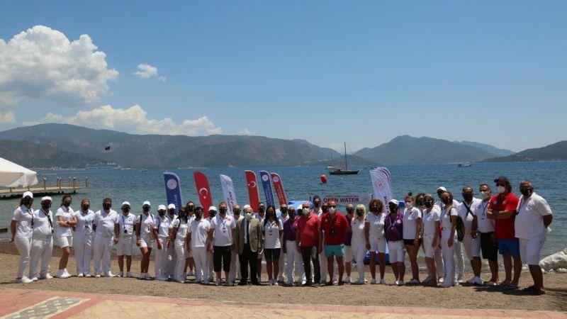 Milli takım seçmesi ve Türkiye şampiyonası yarışları başladı