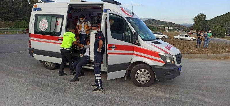 Yolcu otobüsü refüje çıktı: Yaralılar var…