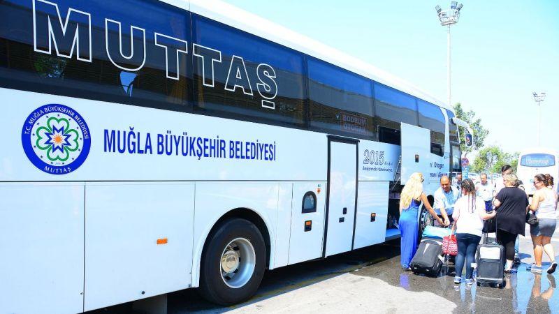 Büyükşehir, havaalanlarına 3 milyon 628 bin yolcu taşıdı