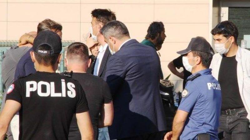 Polislere düzenlenen saldırı ile ilgili basın açıklaması yapıldı