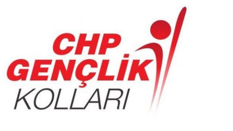 CHP Milas Gençlik Kolları'nda görev değişimi…