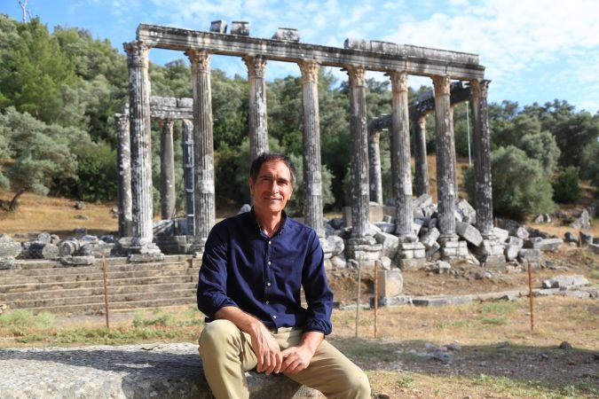 Zeus Tapınağı restore ediliyor
