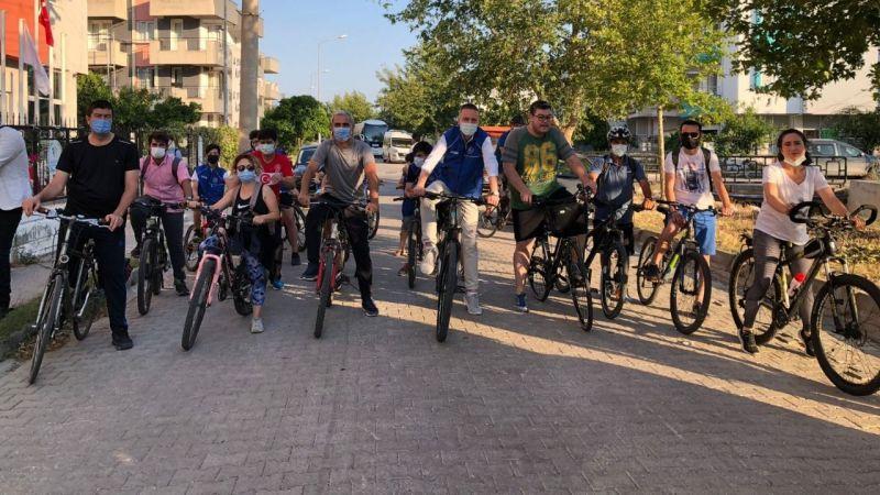 Bisikletin yaşamımızın bir parçası haline gelmesini sağlamalıyız
