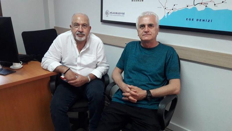 Milas Belediyespor A Takımına yeni bir isim...