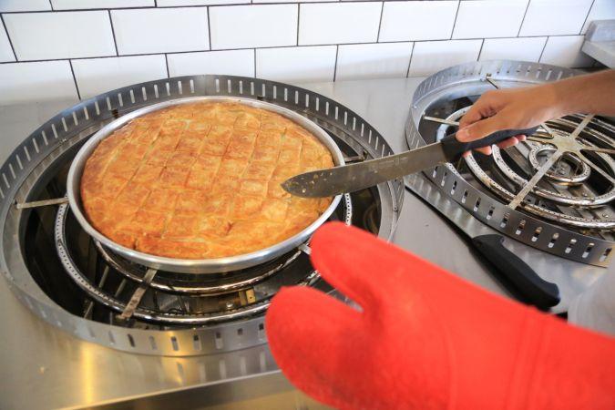 Levent Börek Plus Milas Şubesi açıldı