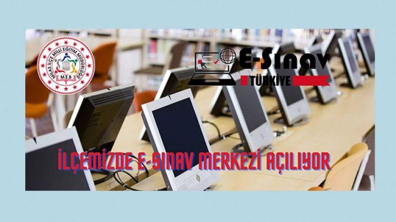 e-Sınav Merkezi Milas'ta da açılıyor