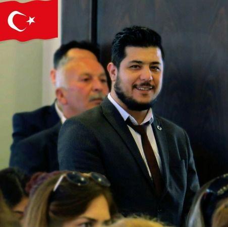 TÜGVA Milas Temsilcisi Erkan Erol trafik kazası geçirdi
