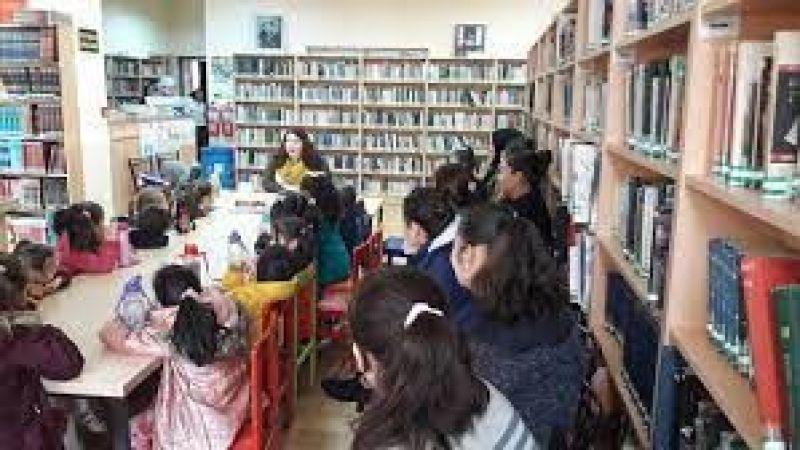 Kütüphanelerde toplam 275 bin 473 kitap var