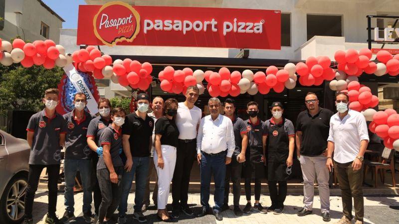 Pasaport Pizza açıldı