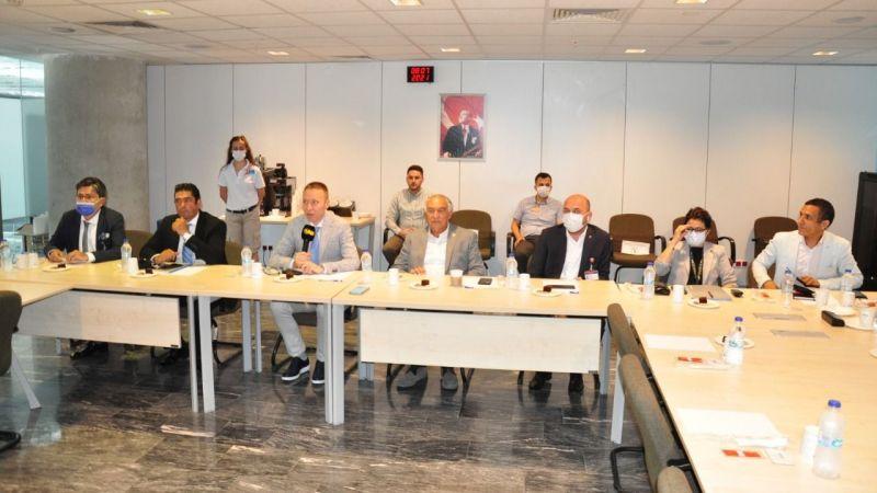 Turizm değerlendirme toplantısında sorunlar ele alındı