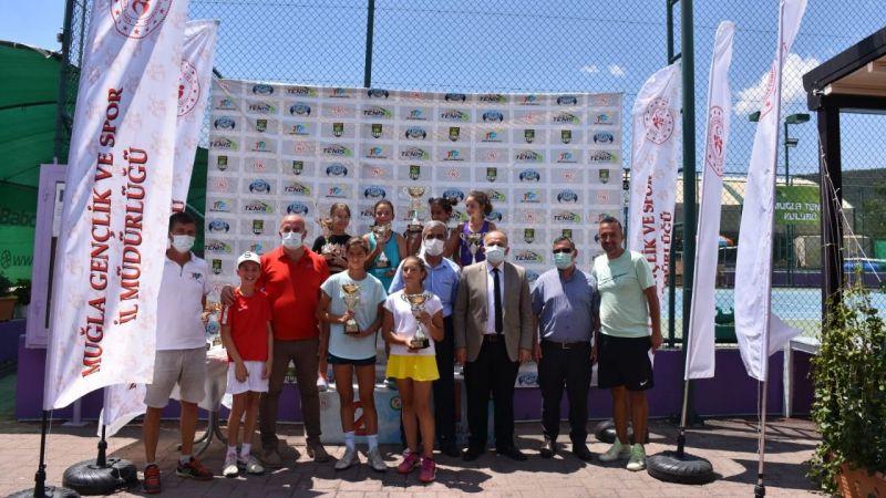 Türkiye Yaz Kupası Tenis Turnuvası sonuçlandı