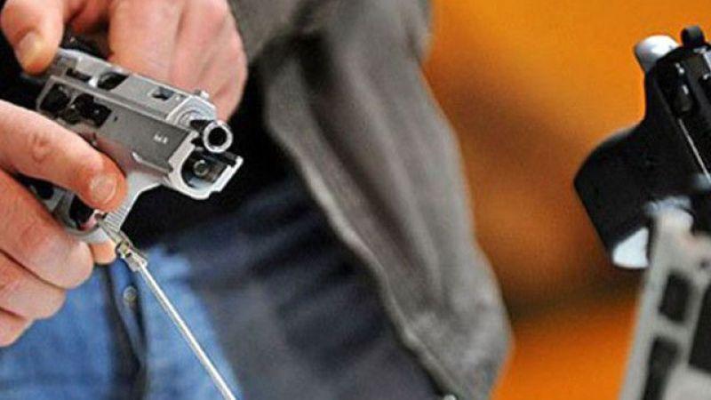 Silahla vurulan kadın yaralandı