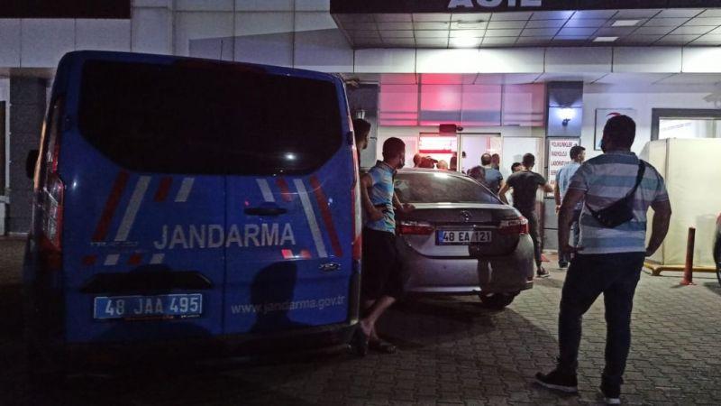 Milas'ta kavga: 1 çocuk ağır yaralandı